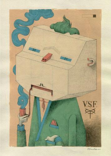 Новые имена: 15 молодых иллюстраторов. Изображение № 142.