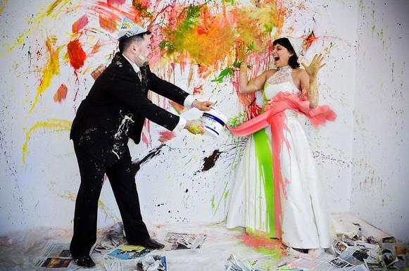 Trash the Dress: смерть свадебному платью!. Изображение № 27.