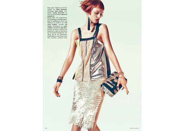 Дага Зёбер для Vogue . Изображение № 152.
