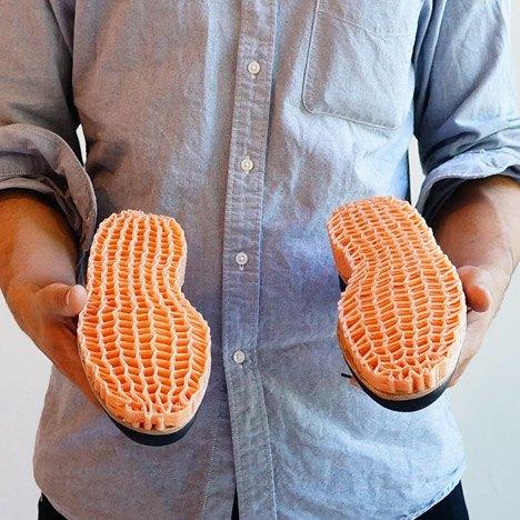 Нигерийский дизайнер создал 3D-ткацкий станок . Изображение № 2.