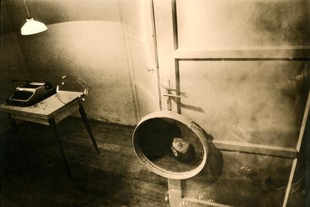 Бёрёц Балаж – фотограф автопортретист. Изображение № 2.