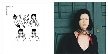 9 Способов повязать платок. Изображение № 8.