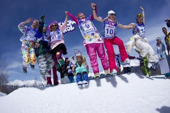 Rosa Khutor Snow Camp от Quiksilver - главный снежный лагерь страны!. Изображение № 2.