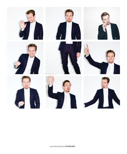 Ewan McGregor для Bullett Magazine. Изображение № 3.