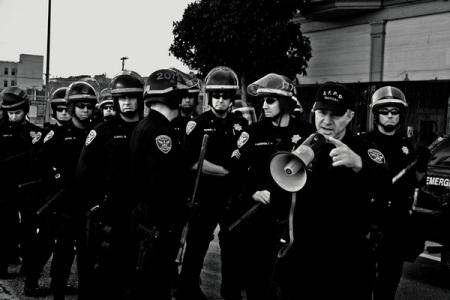 Antony Kurtz фотография протеста. Изображение № 1.