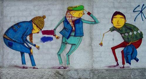 Стены Рио-де-Жанейро. Изображение № 58.