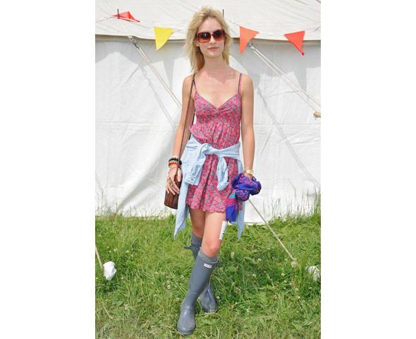 Люди на фестивале Glastonbury. Изображение № 9.