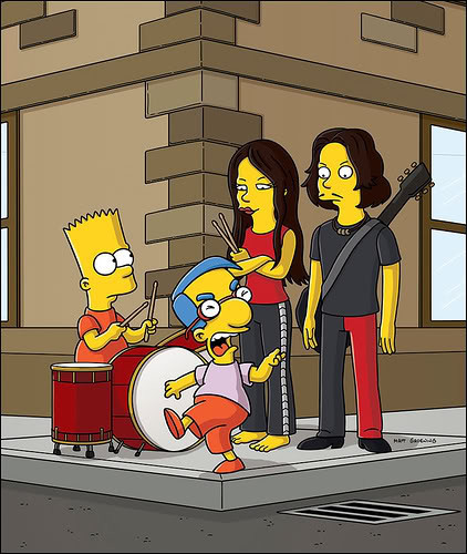 Bands to watch in Simpsons. Изображение № 12.