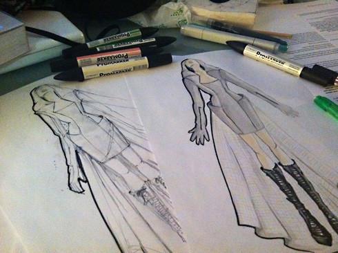 Дневник студента: Будни будущего фэшн-дизайнера. Изображение № 40.
