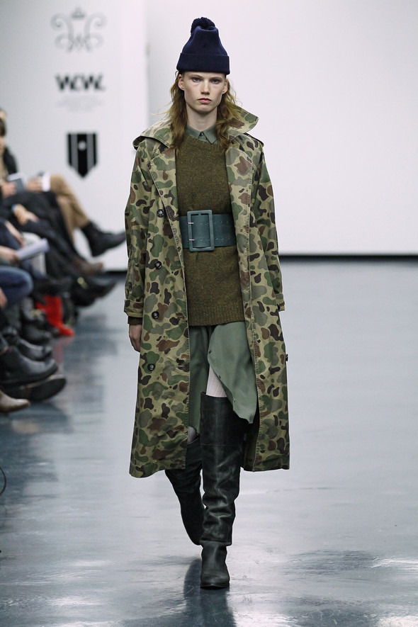 Berlin Fashion Week A/W 2012: Wood Wood. Изображение № 30.