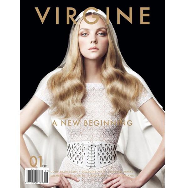 Изображение 8. Обложки: Elle, Harper's Bazaar и другие.. Изображение № 3.