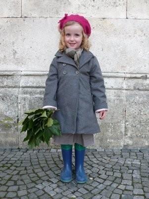 Детские луки. Подрастающее поколение модников. Изображение № 7.