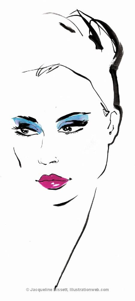 Иллюстратор Жаклин Биссет. Изображение № 26.