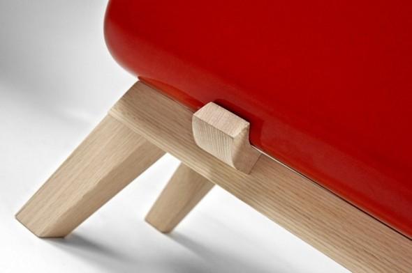 Дизайн мебели Keramos от Coprodotto. Изображение № 9.
