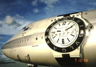 Оригинальное оформление самолетов. Изображение №9.