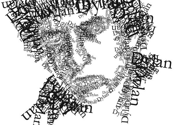 Портреты в типографике. Изображение № 21.
