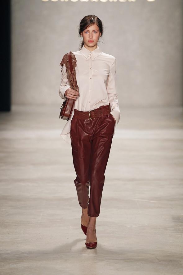 Berlin Fashion Week A/W 2012: Schumacher. Изображение № 7.