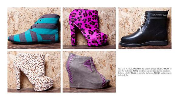Изображение 8. Лукбуки обуви: Jeffrey Campbell, Modern Vintage и Solestruck.. Изображение № 24.