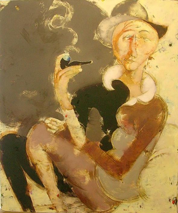 Поэтичные абстракции Нальби. Изображение № 4.