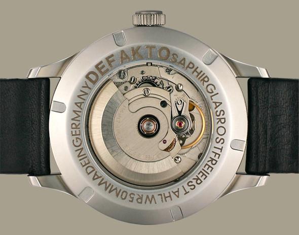 DEFAKTO – часы с одной стрелкой. Изображение № 8.