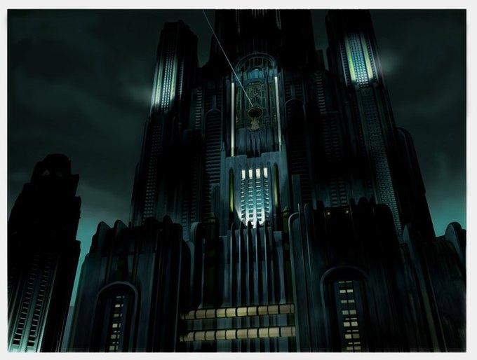 Опубликованы концепт-арты экранизации Bioshock. Изображение № 14.