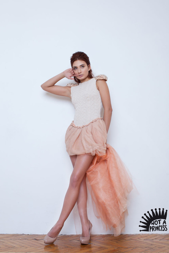 NOT A PRINCESS - новый бренд, дизайнерские свадебные платья. Изображение № 7.