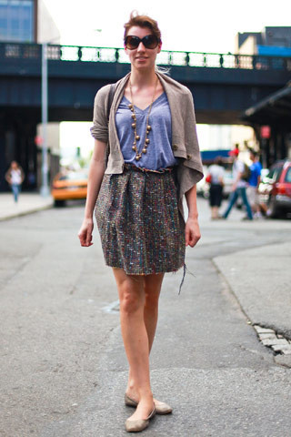 Street style изНью-Йорка. Изображение № 15.