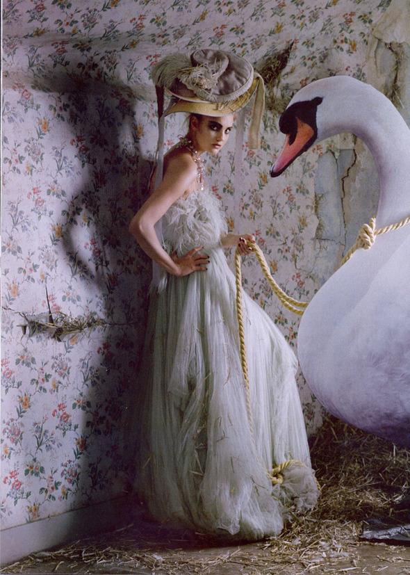 Snow White: Модные съемки к выходу «Ледникового периода». Изображение № 48.