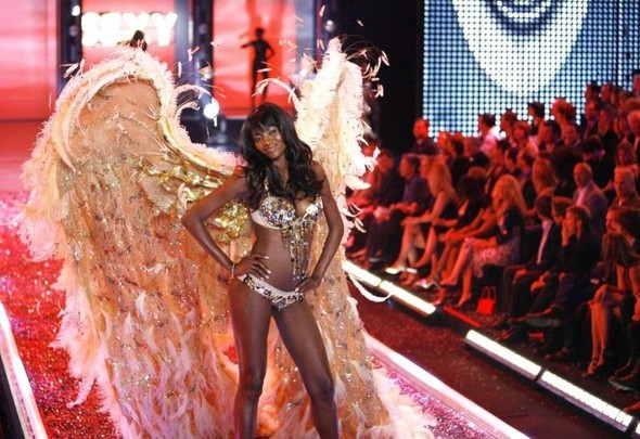 Victoria's Secret Lingerie Fashion Show 2008. Изображение № 57.