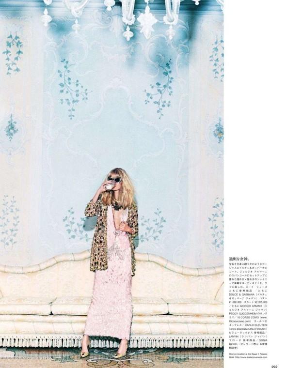 Съёмка: Юлия Штегнер для Vogue. Изображение № 4.