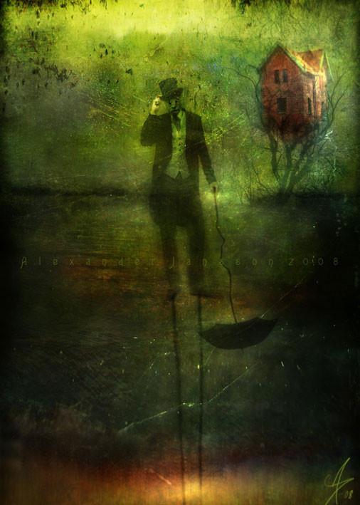 Мистический мир. Alexander Jansson. Изображение № 11.