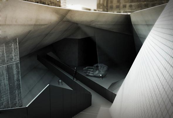 Подземный музей в Антверпене. Изображение № 1.