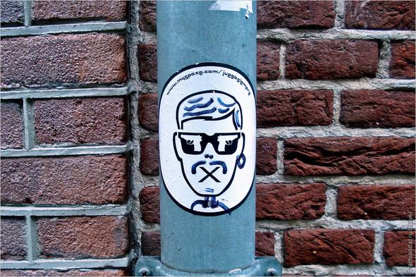 Стрит-арт и граффити Амстердама, Нидерланды. Изображение № 25.