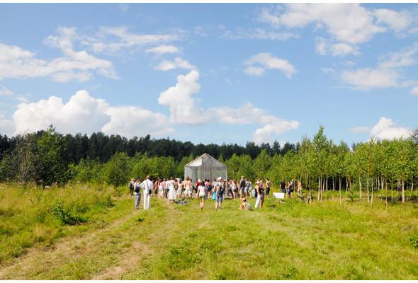 Репортаж с фестиваля «Архстояние 2011». Изображение № 15.