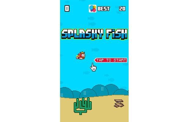 Клоны Flappy Bird возглавили рейтинг приложений App Store. Изображение № 1.