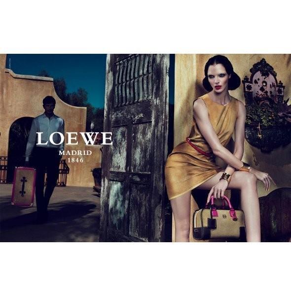 Изображение 26. Рекламные кампании: Lanvin, Prada, Balenciaga и другие.. Изображение № 8.
