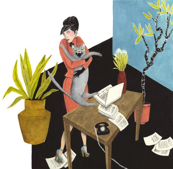 Иллюстрации Riikka Sormunen. Изображение № 5.