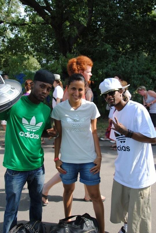 Партизаны Adidas Originals на Пикнике Афиши. Изображение № 17.