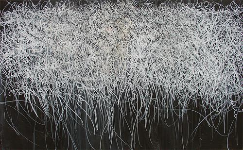 Точка, точка, запятая: 10 современных абстракционистов. Изображение № 92.