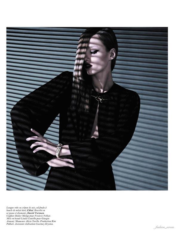 Съёмка: Кармен Педару в объективе Эди Слимана. Изображение № 9.