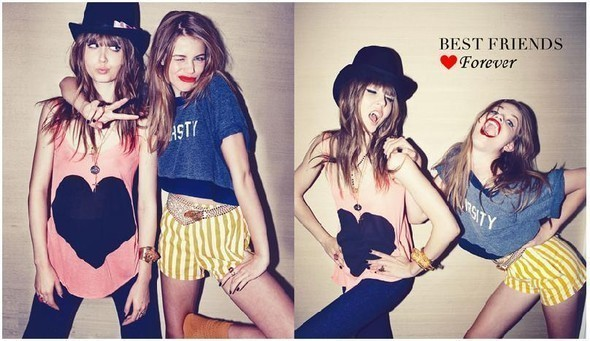 Vampires are forever! от wildfox couture. Изображение № 15.