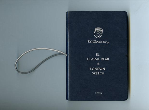 Ежедневники El Classic Bear - убийцы Молескина. Изображение № 21.
