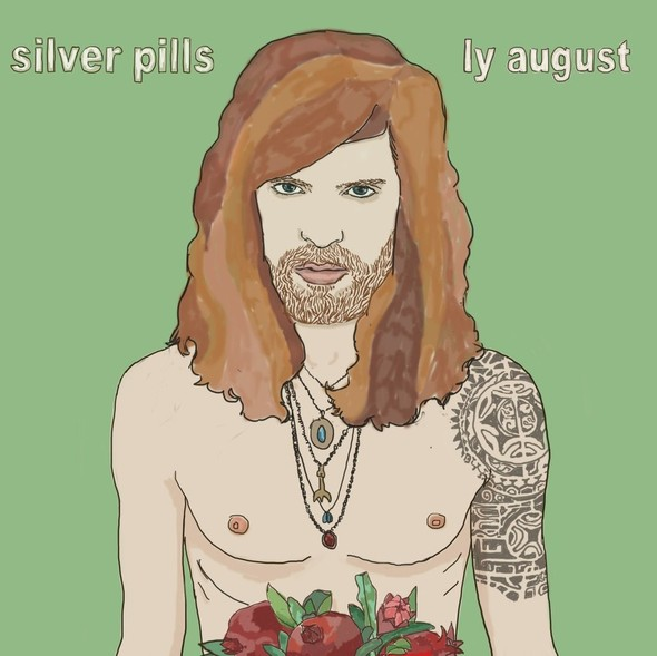 "SILVER PILLS - ""Ly August"". Изображение № 1."