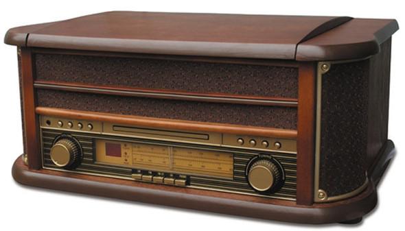 Радиоприемники в стиле ретро. Изображение № 18.