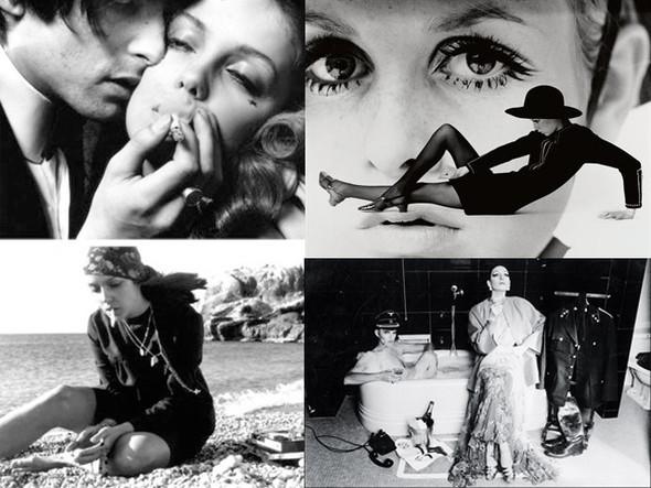 Модная фотография 60х годов. Изображение № 9.