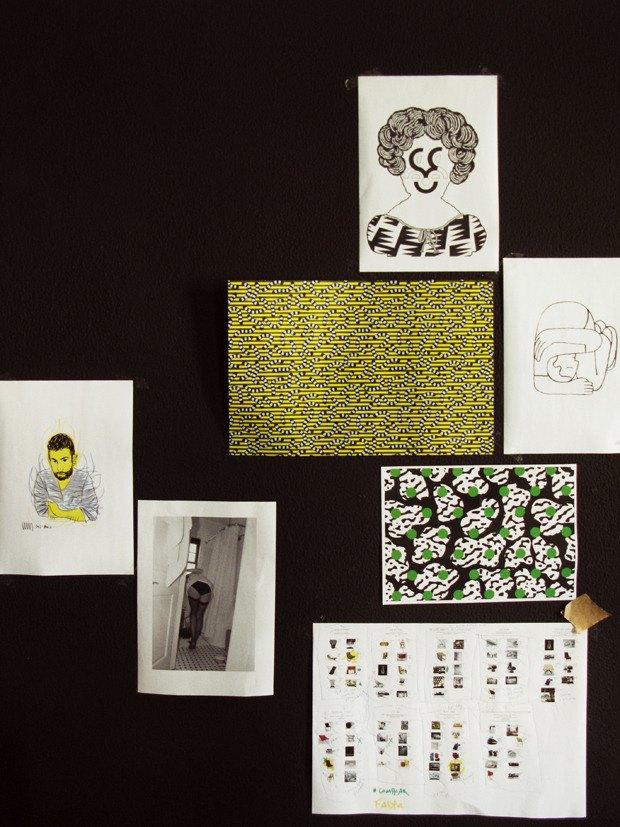 Рабочее место: Омар Соса, арт-директор журнала Apartamento. Изображение № 6.