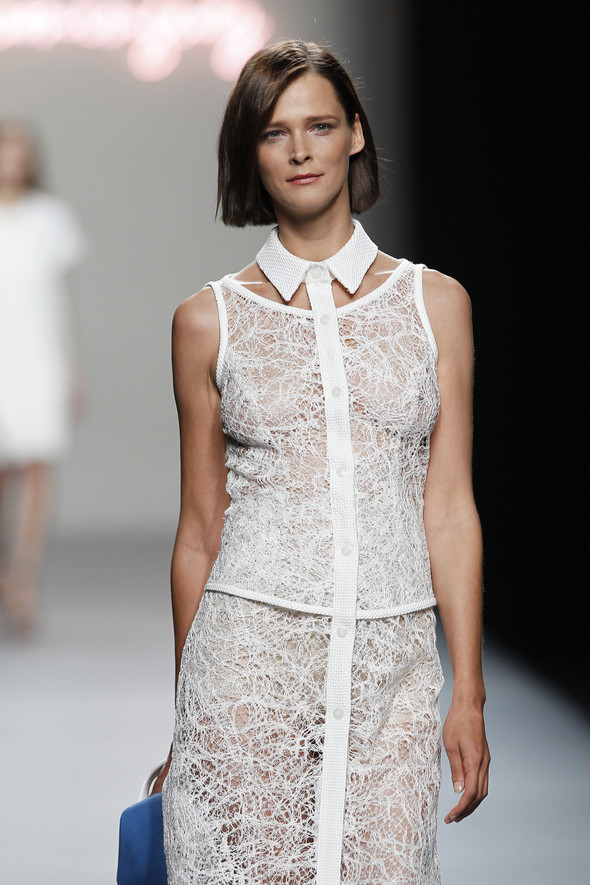 Madrid Fashion Week SS 2012: Adolfo Dominguez. Изображение № 18.