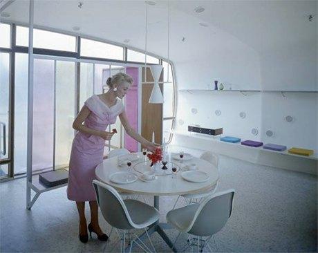 Как представляли дом будущего в 1957-м. Изображение № 4.