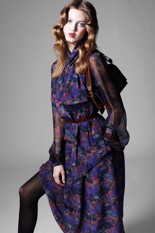 Показаны новые лукбуки Balenciaga, Chanel и Zac Posen. Изображение № 45.