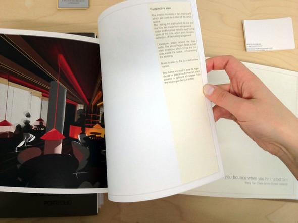 Работы лондонских студентов: Кингстонский университет. Изображение № 15.